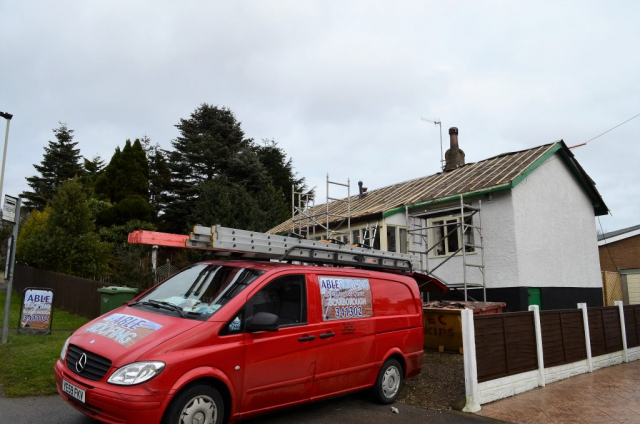 re-roof new fascias, soffits, gutters and down pipes osgodby, scarborough
